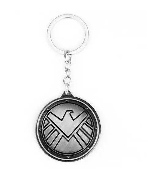 Chaveiro Emblema Agentes S.H.I.E.L.D: Marvel