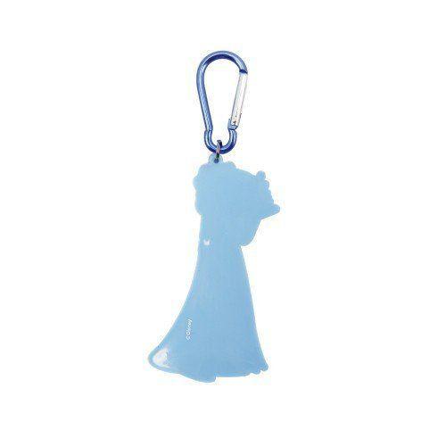 Chaveiro Emborrachado Elsa: Frozen - Disney