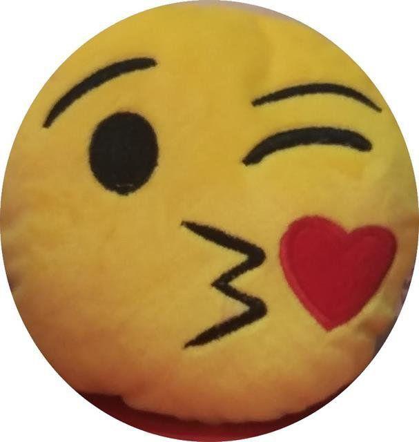 Chaveiro Emoji Beijinho