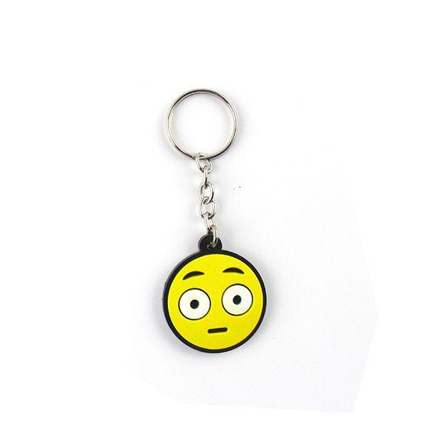 Chaveiro Emoji Corado