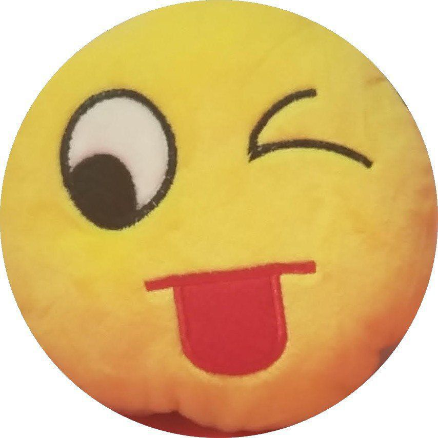 Chaveiro Emoji Lingua Vermelha