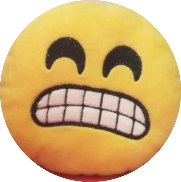 Chaveiro Emoji Sorridente