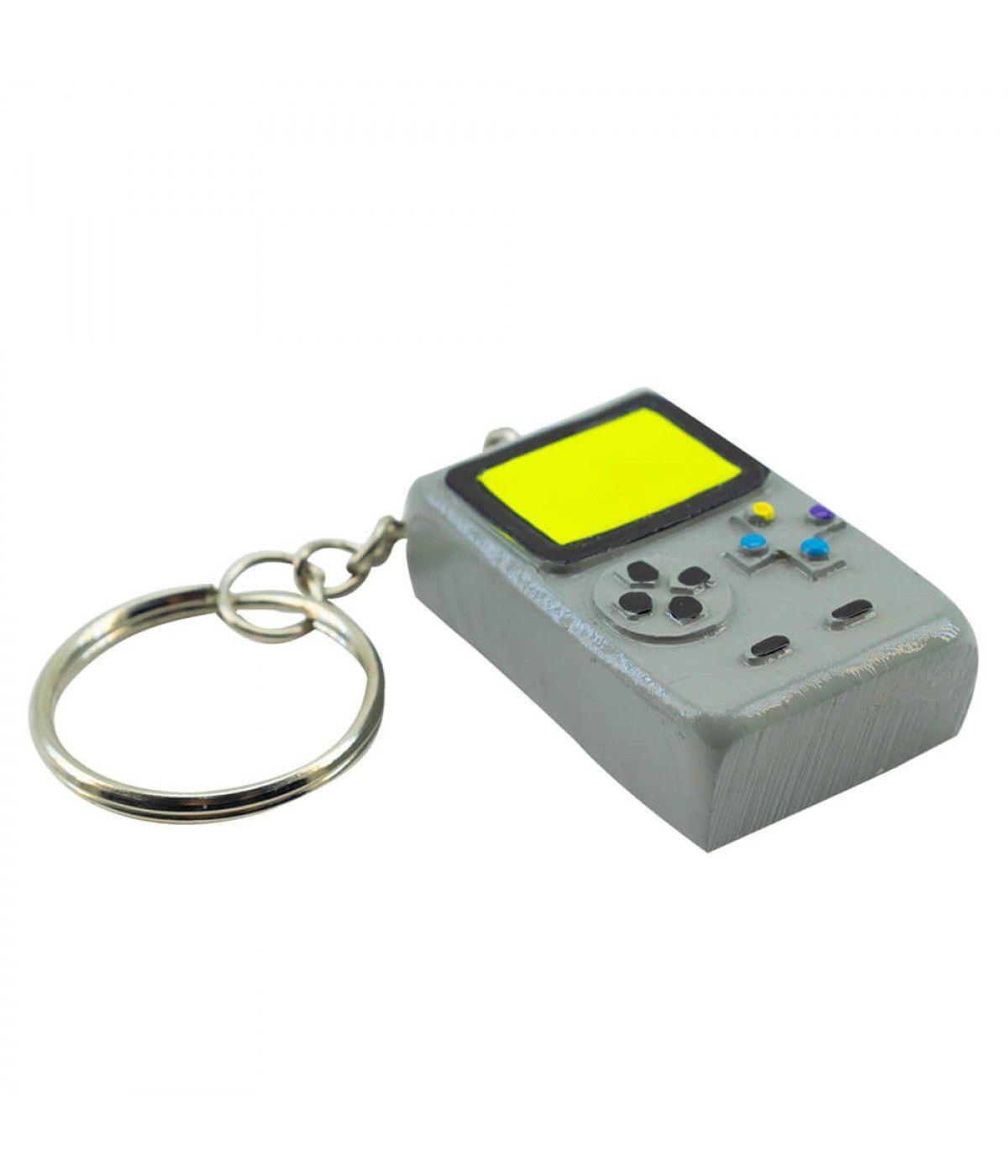 Chaveiro Game Boy - Game Over (3.5cm)