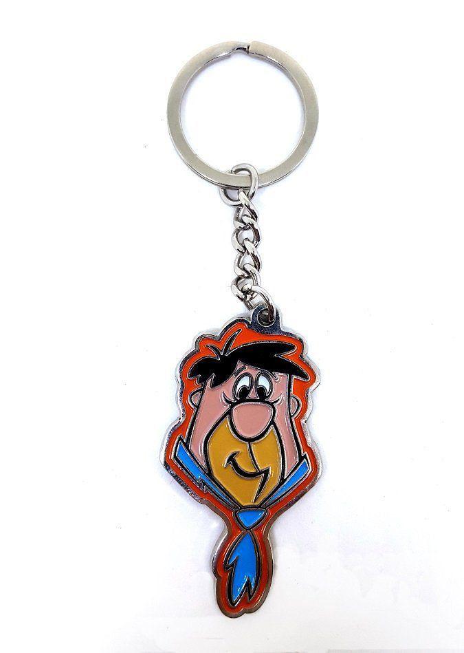 Chaveiro Hanna Barbera : Flinstones Fred - Urban