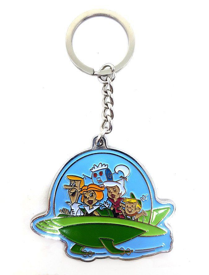 Chaveiro Hanna Barbera : Jetsons Carro Voador - Urban