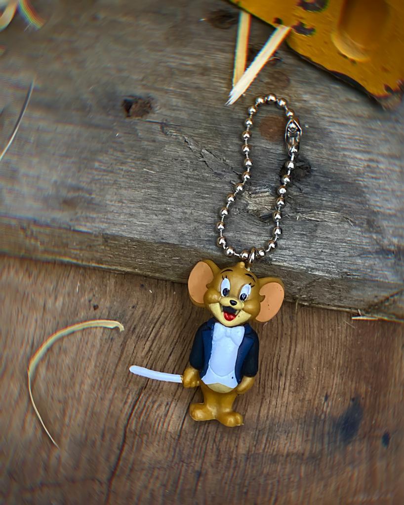 Chaveiro Jerry Maestro: Tom & Jerry Looney Tunes