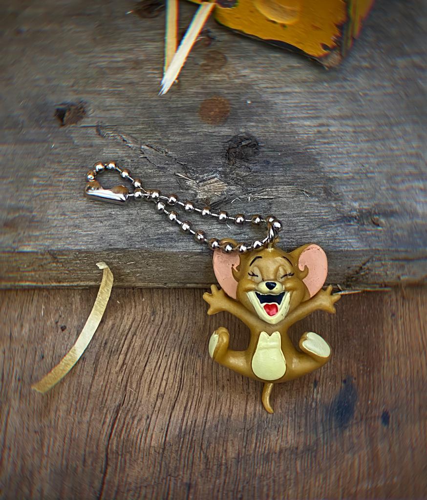 Chaveiro Jerry: Tom & Jerry Looney Tunes
