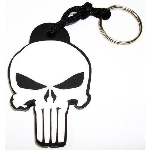 Chaveiro Justiceiro (Punisher)