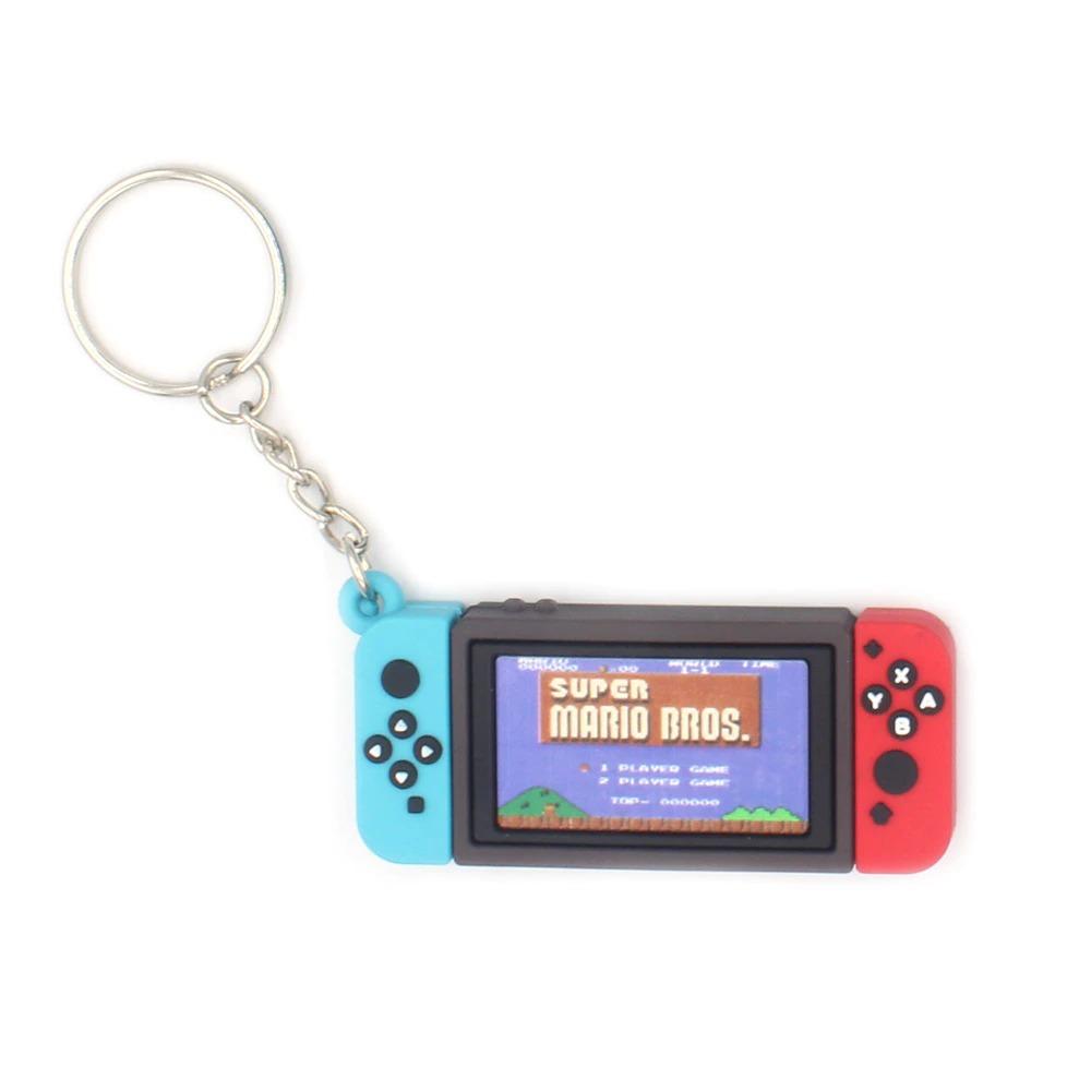 Chaveiro Keychain Nintendo Switch Super Mario Bros. - EVALI