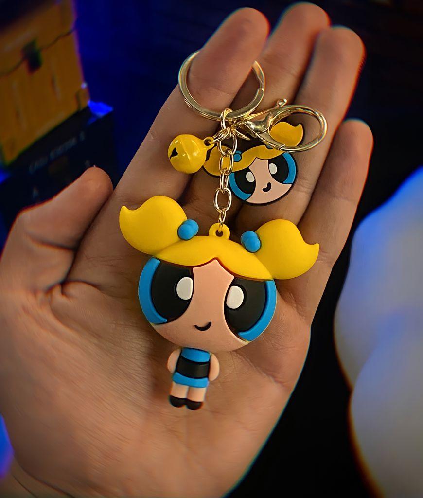Chaveiro Lindinha: As Meninas Super Poderosas Cartoon Network - MKP