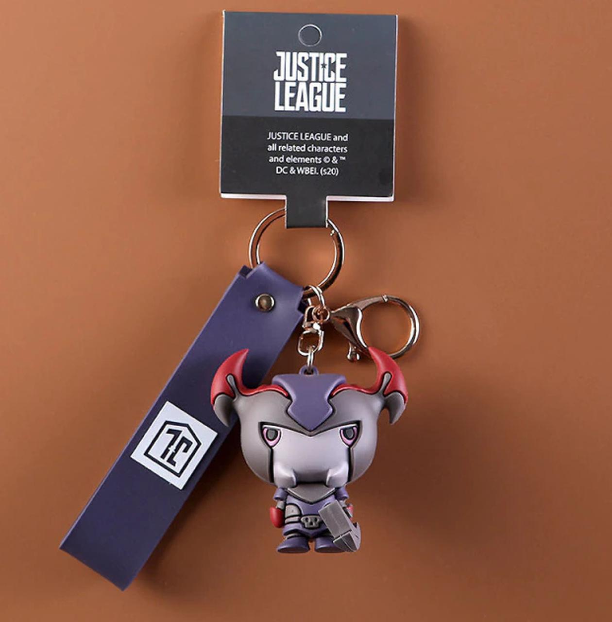 Chaveiro Lobo da Estepe Steppenwolf: Liga da Justiça Justice League DC Comics - MKP