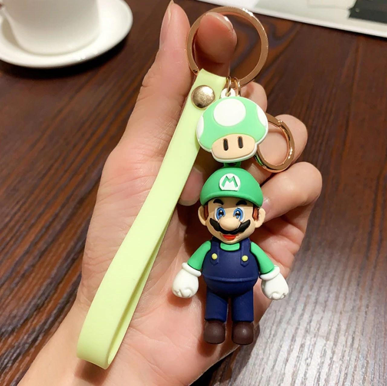 Chaveiro Luigi - EVALI