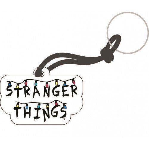 Chaveiro Luzes: Stranger Things