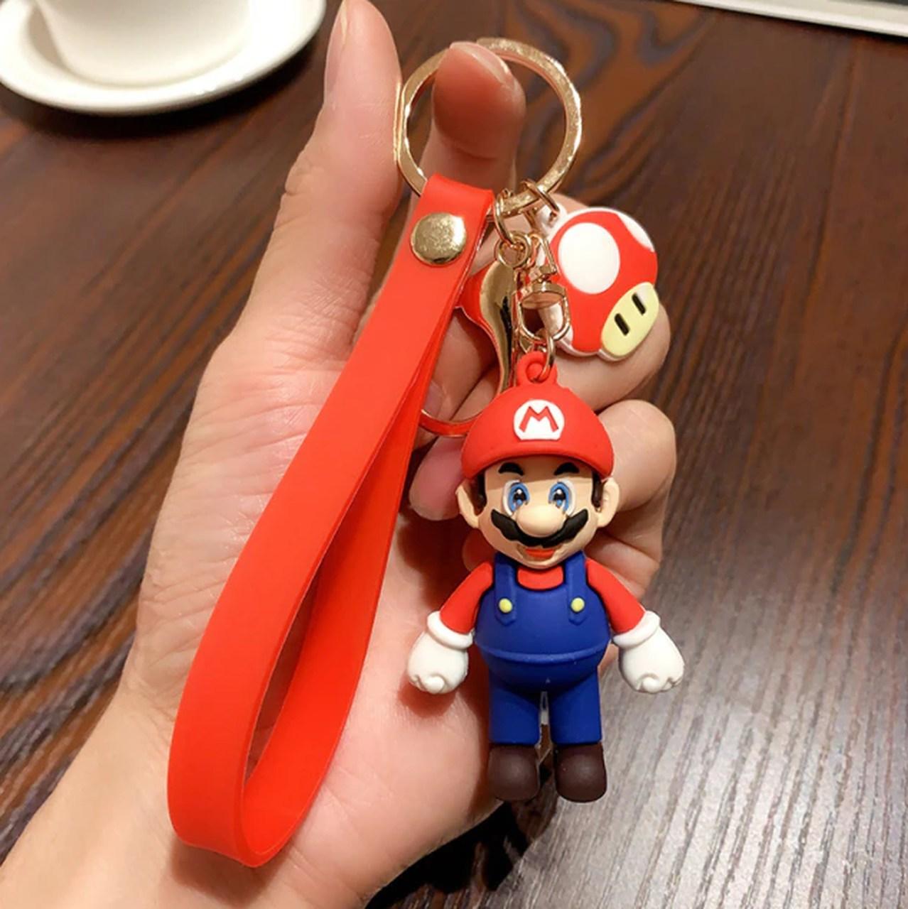 Chaveiro Mario - EVALI