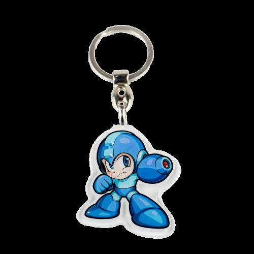 Chaveiro Mega Man: Mega Man