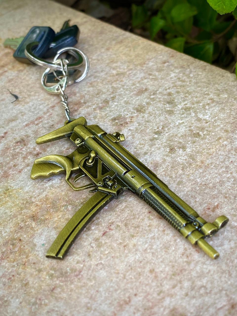 Chaveiro MP5: Cross Fire