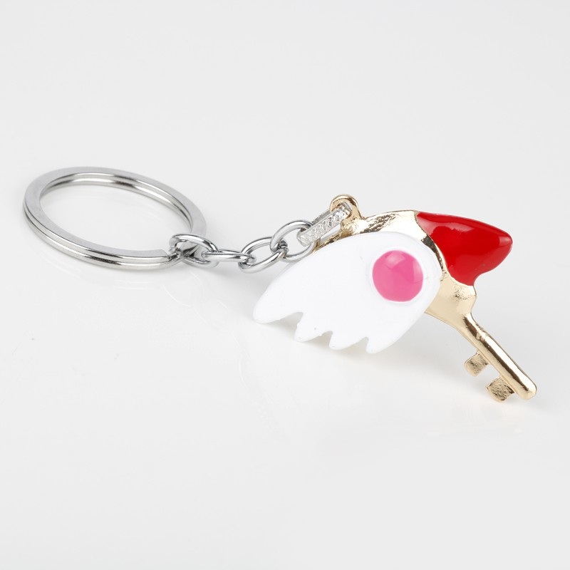 Chaveiro: Pássaro: Sakura Card Captors