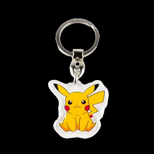 Chaveiro Pikachu: Pokémon