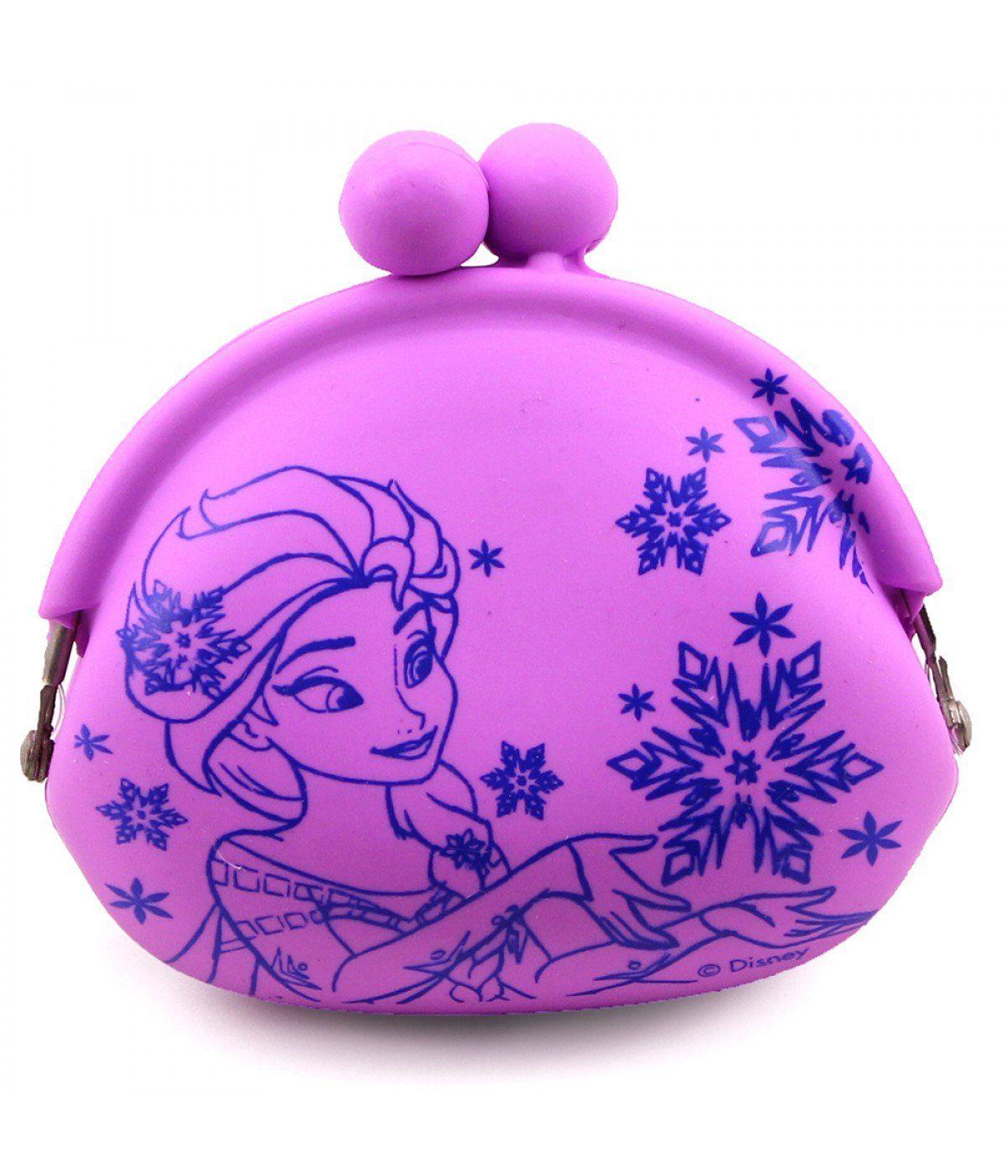 Chaveiro Porta Moeda Elsa: Frozen (Disney)