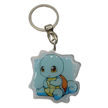 Chaveiro Squirtle: Pokémon