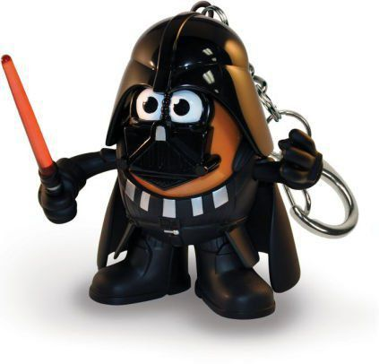 Chaveiro Star Wars Darth Vader Mr. Potato Head - PPW Toys