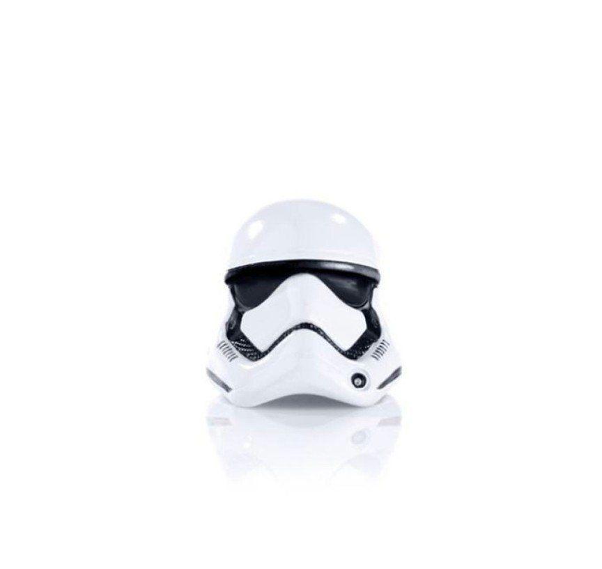Chaveiro Star Wars: First Order Stormtrooper Helmet - Iron Studios