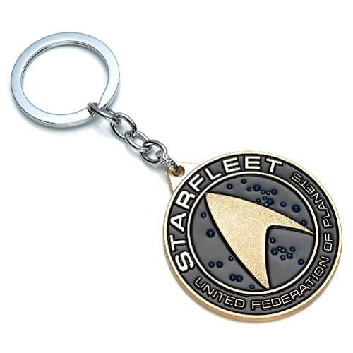 Chaveiro Starfleet: Star Trek