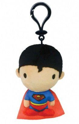 Chaveiro Super-Homem Clip On: Justice League - DTC