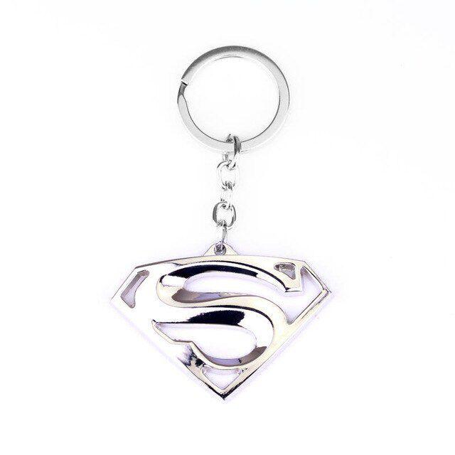 Chaveiro Super-Homem (Superman) Logo - DC Comics