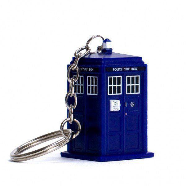 Chaveiro Tardis Doctor Who - Zeon