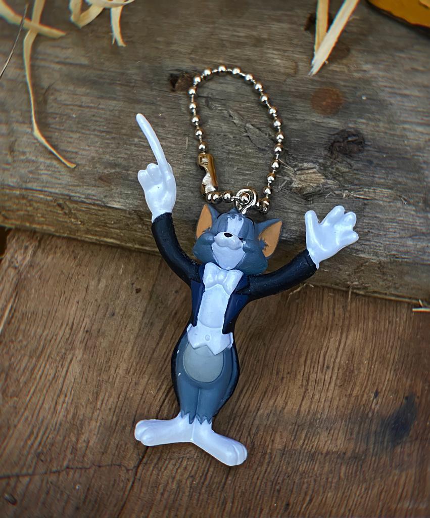 Chaveiro Tom Maestro: Tom & Jerry Looney Tunes