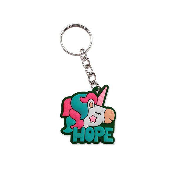 Chaveiro Unicórnio (Hope) - Fábrica Geek