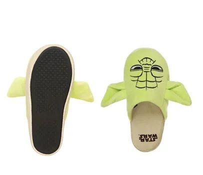 Chinelo (Pantufa) 3D Yoda: Star Wars - Ricsen