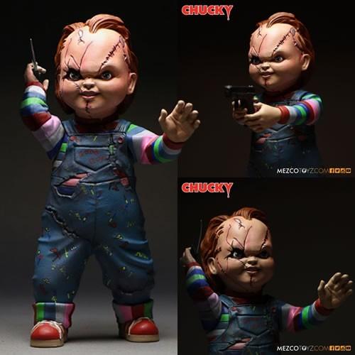 Chucky Figures - Mezco