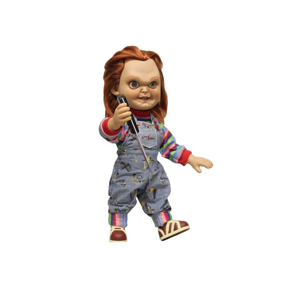 Chucky Good Guy (Figura que Fala) - Mezco
