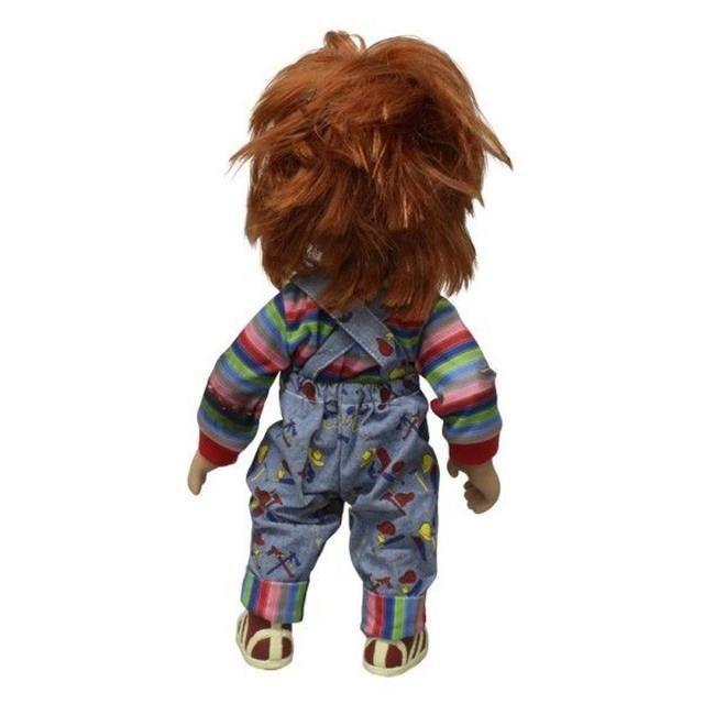 Boneco Chucky: Talking Scarred Reissue (Figura que Fala) - Mezco