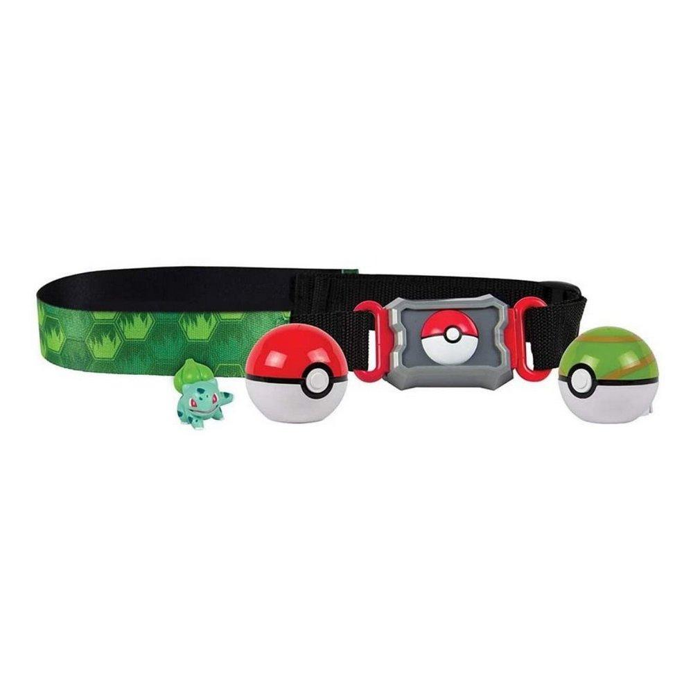 Cinturão com Pokébola (Quick Ball) Bulbasaur: Pokémon - Sunny