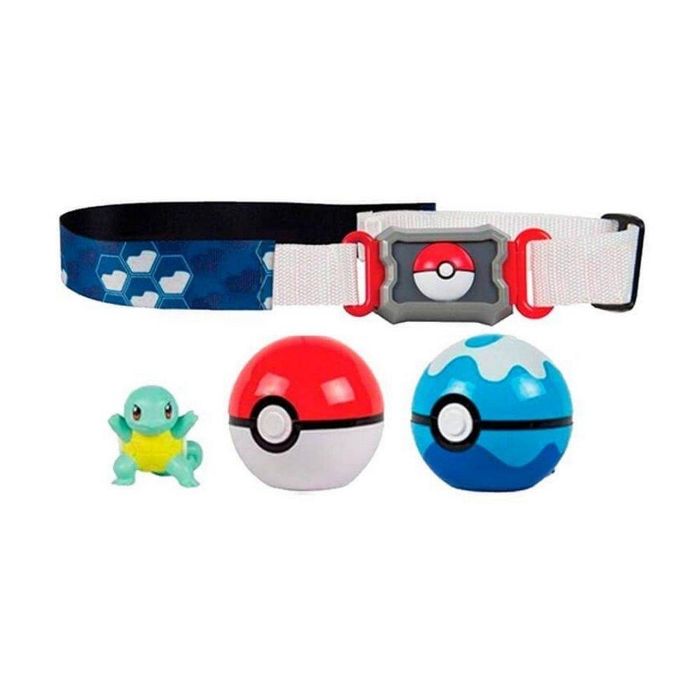 Cinturão com Pokébola (Quick Ball) Squirtle: Pokémon - Sunny
