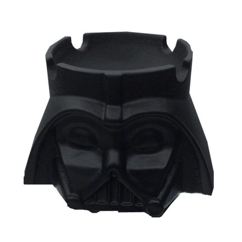 Cinzeiro Darth Vader: Star Wars (Preto Fosco)