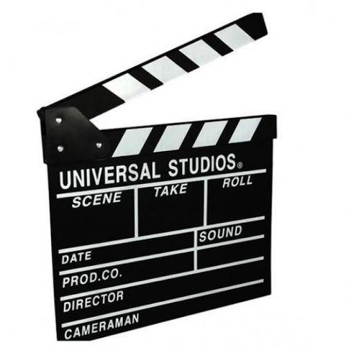 Claquete de Cinema (Pequena)