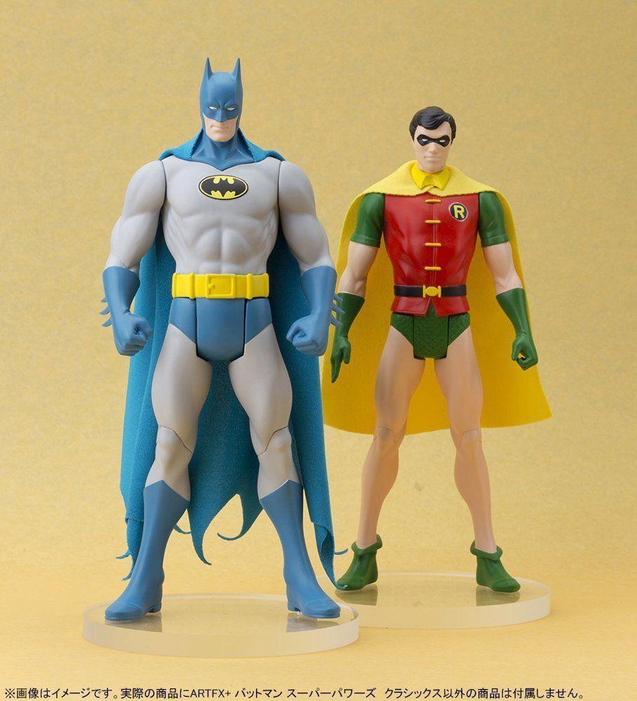 Classic Batman Super Powers ArtFX+Statue - Kotobukiya