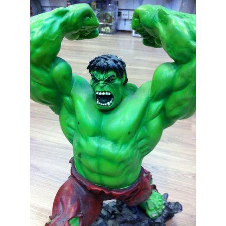 Classic Hulk Estátua