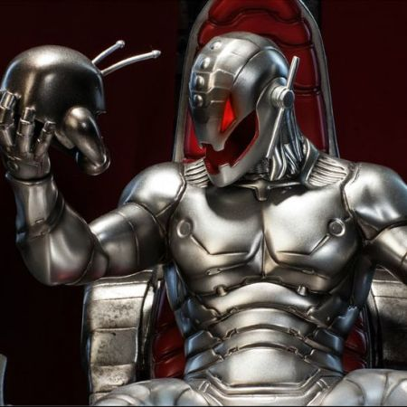 Classic Ultron on Throne Comiquette 1:5 - Sideshow