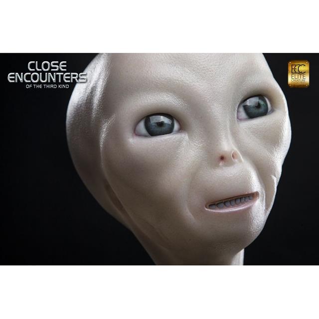 Close Encounters Alien Life Size Bust - Cinemaquette