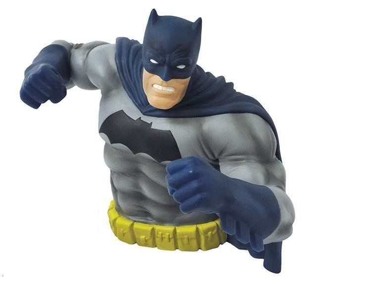 Cofre Busto Batman Dark Knight Returns (Blue Version) - Monogram