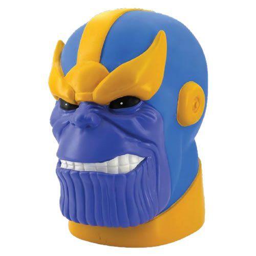 Cofre Cabeça Thanos: Vingadores 3 Guerra Infinita Marvel (Avengers 3 Infinity War) - Monogram International (Apenas Venda Online)