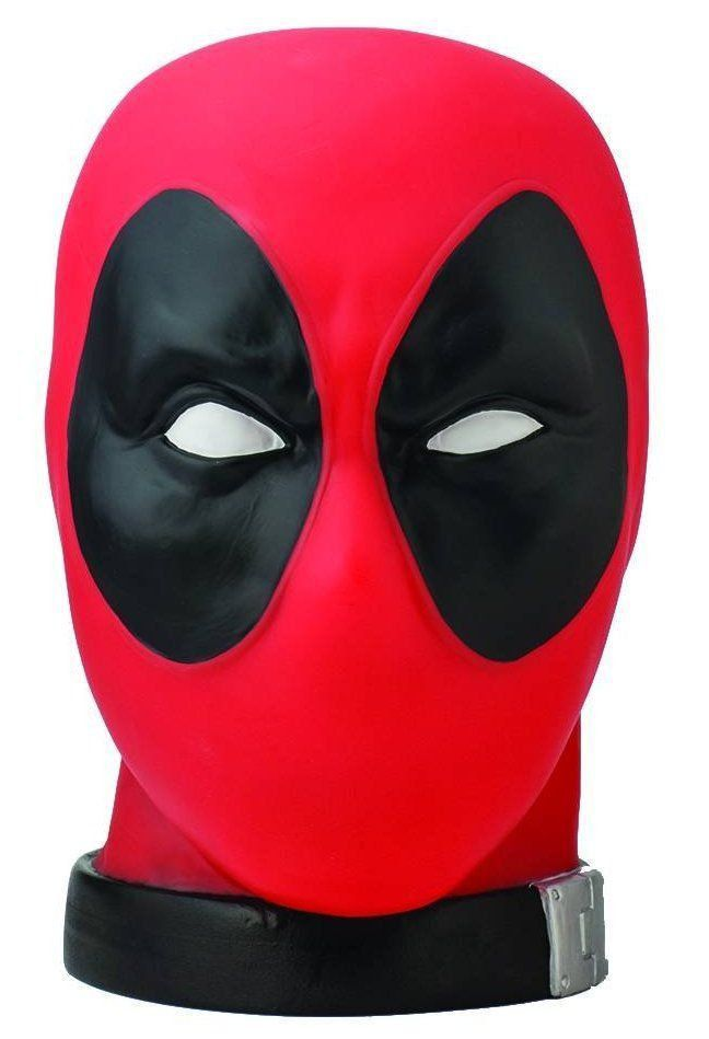 Cofre Deadpool Head - Monogram