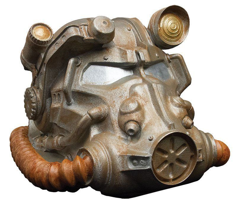 Cofre Power Armor Helmet: Fallout - USAOPOLY
