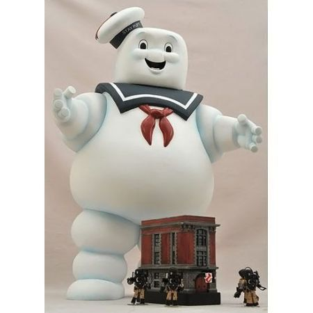 Cofre Ghostbusters Stay Puft Marshmallow Man - Diamond