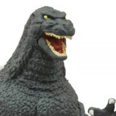 Cofre Godzilla 1989 - Diamond